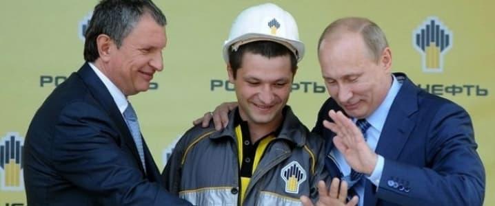 Putin Rosneft