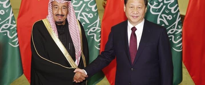 China - Saudi Arabia