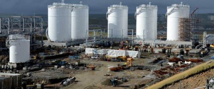 Total Gas Plant Shetlands