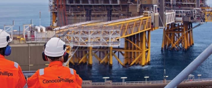 ConocoPhillips Price Ceiling Projects