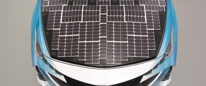 Solar Prius