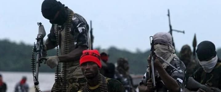 Niger delta pipeline bombing