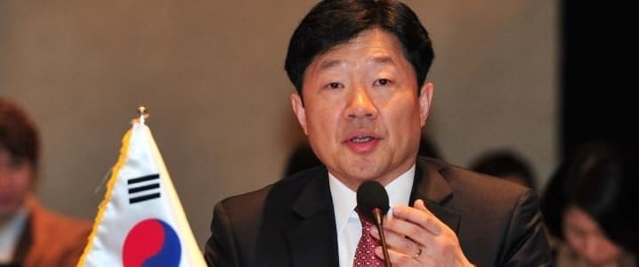 Korean energy minister