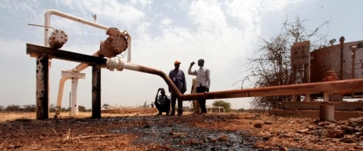 South Sudan Stills Owes $1.3B Oil Payments To Sudan