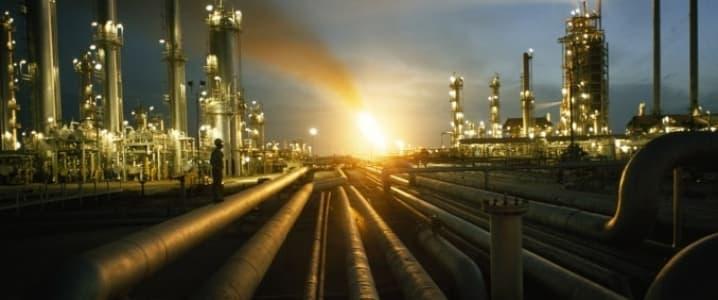 Nigeria oil installation