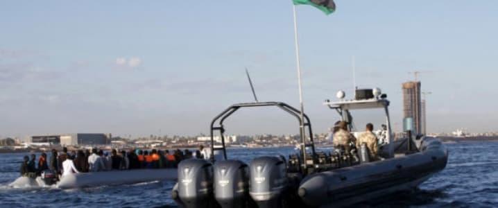 Libya Coastguards