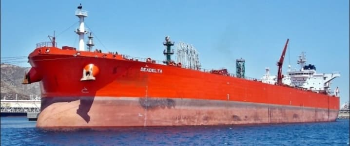 Seadelta Tanker