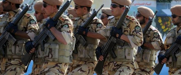 Iran marines