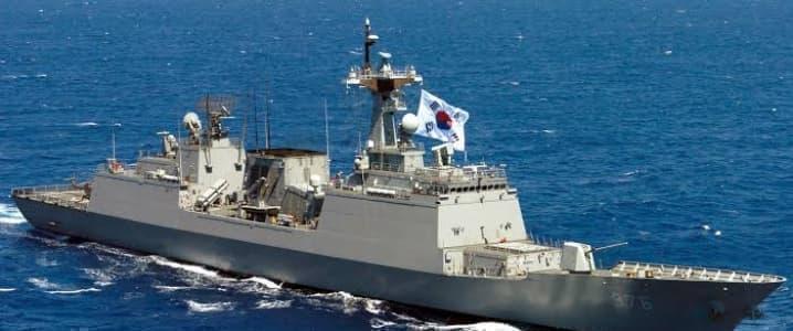 South Korea navy