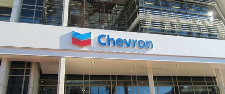 Chevron HQ