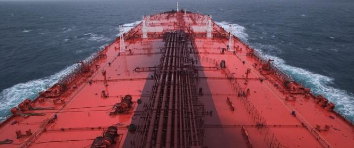 super tanker image