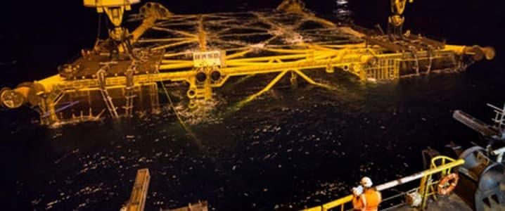 Mariner Oil Field