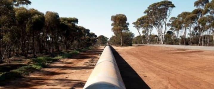 Oil pipeline Africa