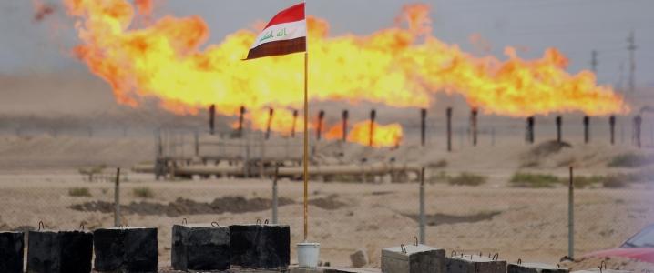 Iraq flaring