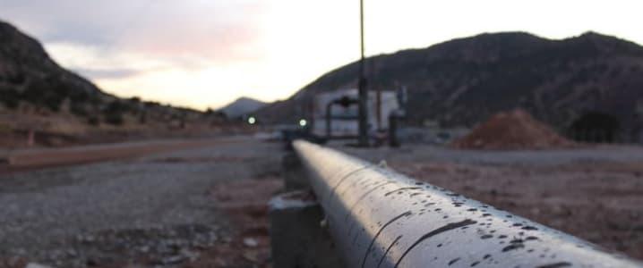 Oil pipeline Kurdistan