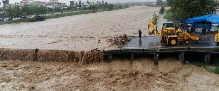 Iran floods