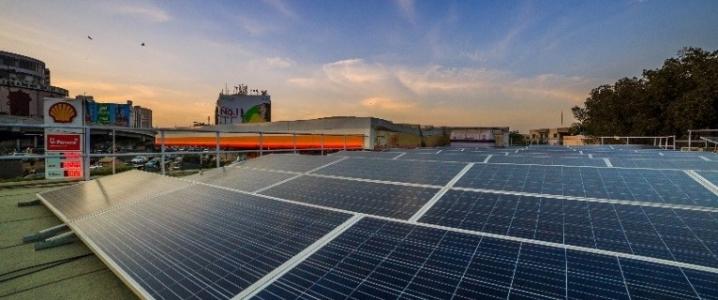 Shell solar