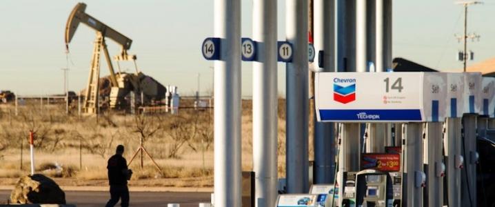 Chevron Oil