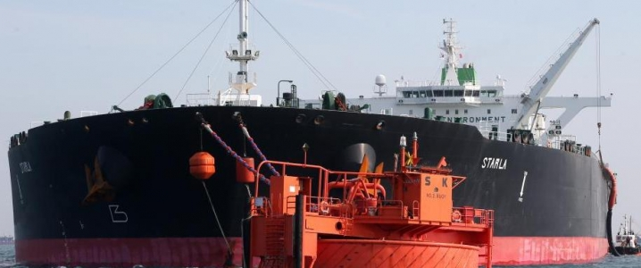 oil tanker Iran
