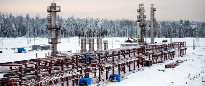 Irkutsk gas