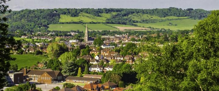 Surrey UK