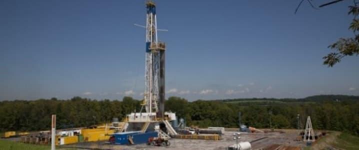 Natgas fracking