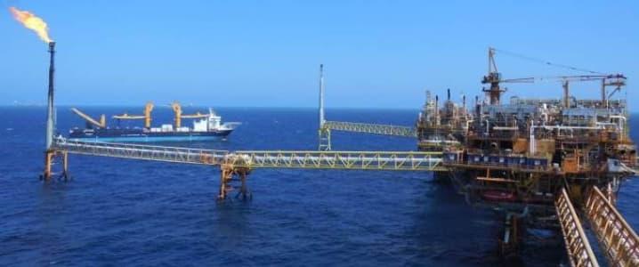 Pemex drilling rig