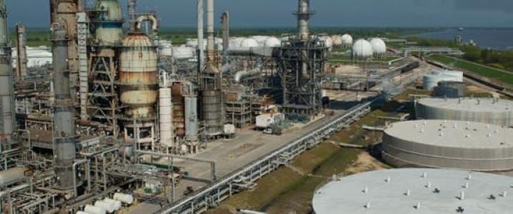 Alliance refinery