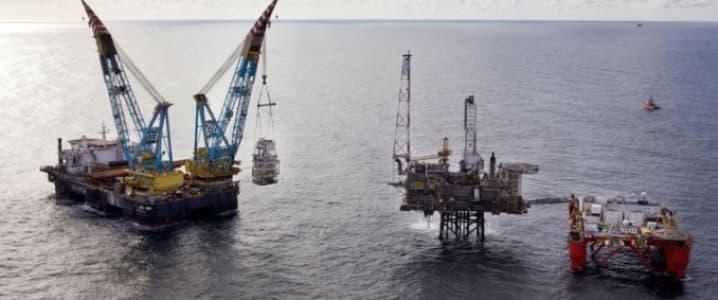 Offshore North Sea