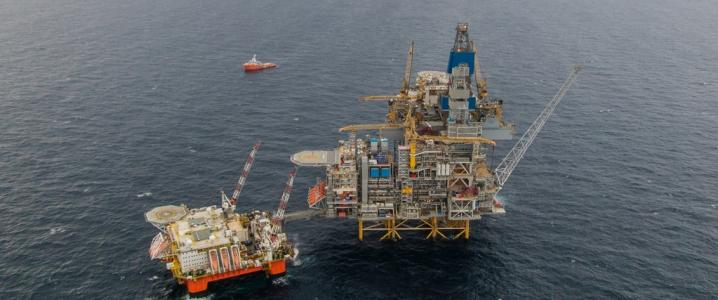 Offshore rig Statoil