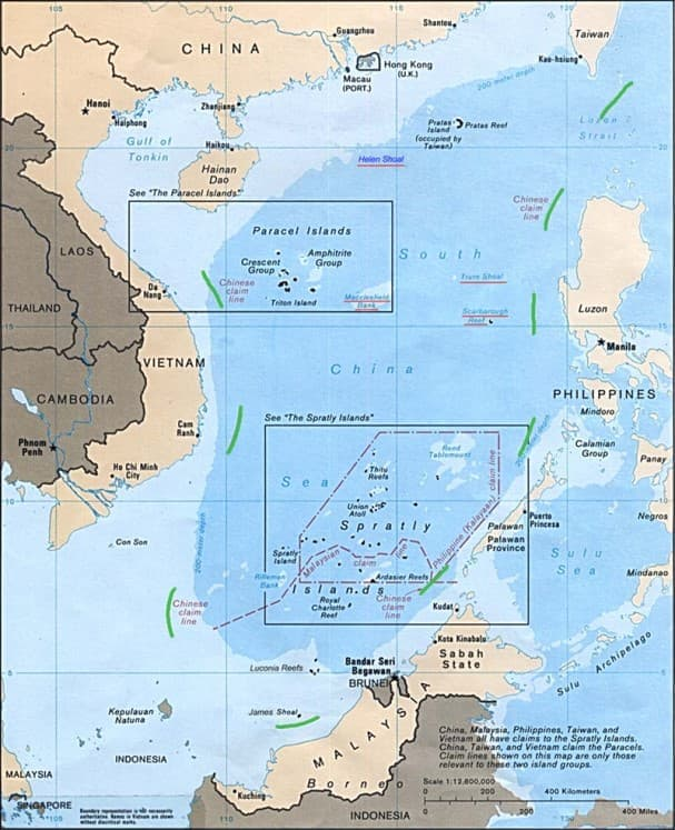How Oil Drives The South China Sea Conflict | OilPrice com