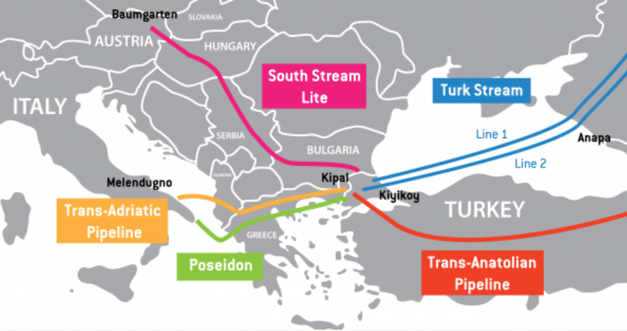 Where Will Putin Build His Next Gas Pipeline? | OilPrice com