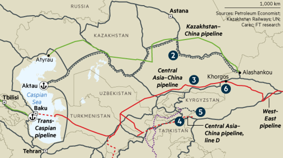 Moscow And Beijing Discuss Natural Gas Megaproject | OilPrice com
