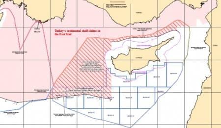 Cyprus Shelf