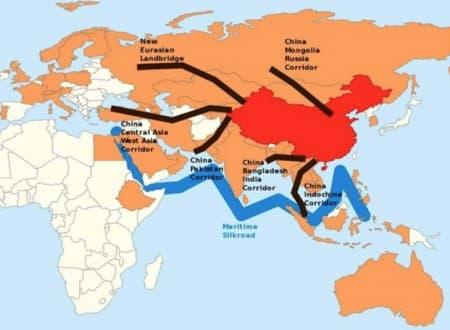 China Belt And Road